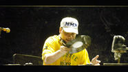 2004: Mixmaster Mike at the Voodoo Music Experience
