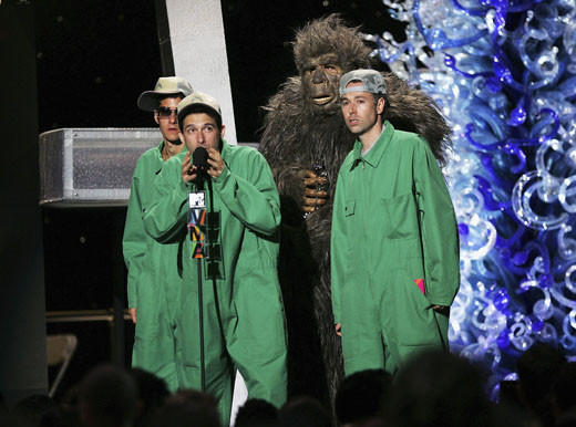 The Beastie Boys through the years: 2004: MTV Video Music Awards
