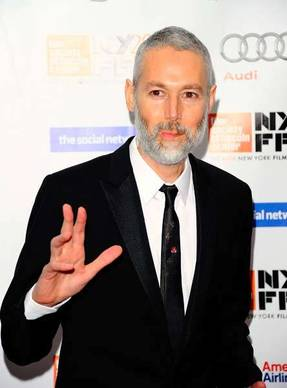 "Adam Yauch attends the premiere of ""The Social Network"" during the 48th New York Film Festival at Alice Tully Hall, Lincoln Center on Sept. 24, 2010 in New York City."