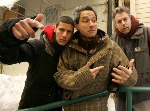 The Beastie Boys through the years: 2004