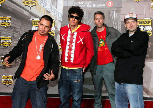 The Beastie Boys through the years: 2006: VH1 Hip Hop Honors
