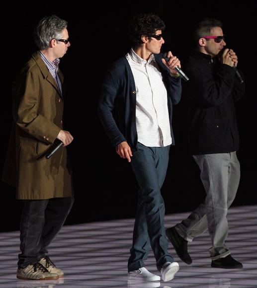 The Beastie Boys through the years: 2009: MTV Video Music Awards Japan