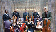 The Portland Cello Project Monday will conclude the 2011-2012 Club Weisiger series at the Norton Center for the Arts.