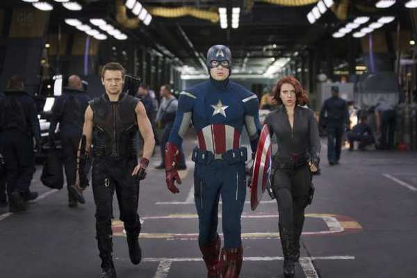 "Marvel's movie ""The Avengers,"" along with Free Comic Book Day, will make this weekend a very good one for the comics industry."