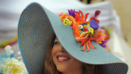Flowermart heralds spring with lemon sticks, straw hats and, of course, beautiful blooms
