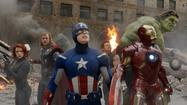"""Marvel's The Avengers"" is like an amazing seven-layer dip. Sure, all of the ingredients taste OK on their own, but put them together and WHO KNEW CHEESE COULD TASTE THIS GOOD?!"