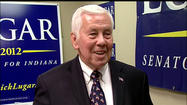 Lugar, Mourdock react to poll that gives Mourdock 10-point lead