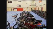 Local YMCA Prepares for Annual Bike Sale