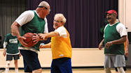 They have survived badly sprained ankles and torn knee ligaments, mild concussions and more than their share of poor shooting days. Ralph Piersanti, one of the oldest in a group, has had two heart attacks.