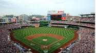 Nationals fans take back their park