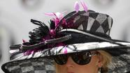 138th Kentucky Derby hats