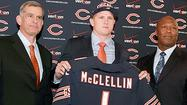 The challenge of defining Shea McClellin might be new for NFL teams, but it is not new for offenses that have had to deal with him.