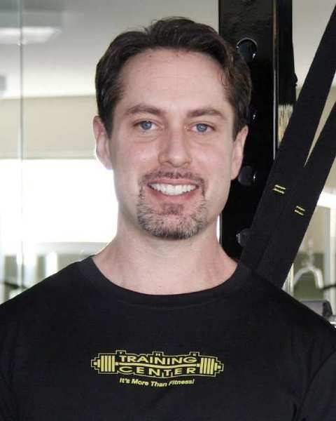 Mike Donaghy, founder of the Training Center, a fitness club in La Canada Flintridge.