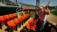 Stadium no guarantee Suns will stay in Hagerstown