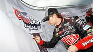 Jeff Gordon wins pole at Talladega Superspeedway