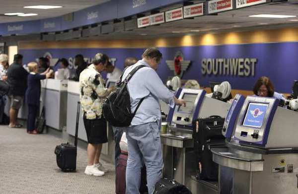 TSA ended testing of unattended luggage, meaning Los Angeles County sheriff's bomb squad agents would have to be called in, creating a delay in determining if a bag contains explosive material.