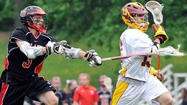 Dulaney came into the Baltimore County boys lacrosse championship with an 0-2 record against Hereford and had averaged just two goals per game against the Bulls' tough defense.