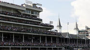 Louisville police investigate suspicious death at Churchill Downs