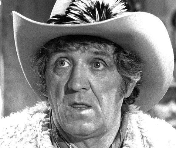 "George Lindsey, shown in 1982, first appeared on the ""Andy Griffith Show"" in 1964. After Griffith left the series in 1968, Lindsey continued to play Goober on the sequel series, ""Mayberry R.F.D."""
