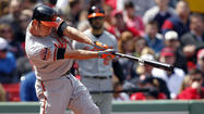 <strong>J.J. Hardy</strong> has done plenty to help the Orioles this season with his glove, but it wasn't until Sunday when he felt his bat was catching up.