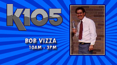 Bob Vizza 10am - 3pm