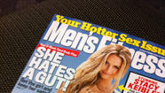 Stacy Keibler's Men's Fitness cover: All show, no tell