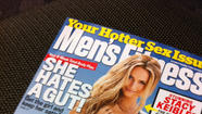 If you're looking for any deep, revealing information about Stacy Keibler, something beyond the blonde hair and the 42-inch legs, you won't find it in the latest issue of Men's Fitness where she's both cover girl and cover story.