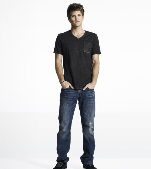 'Pretty Little Liars' Season 3 gallery pictures: Keegan Allen as Toby Cavanaugh