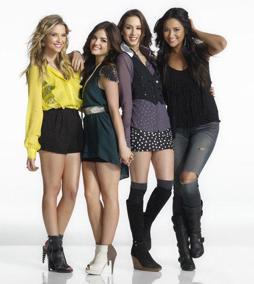 'Pretty Little Liars' Season 3 gallery pictures: Pretty Little Liars Season 3