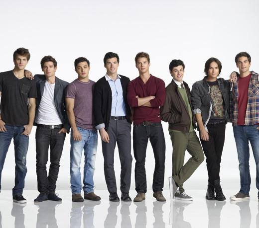 'Pretty Little Liars' Season 3 gallery pictures: The men of Pretty Little Liars