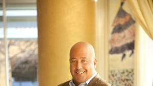 Hippodrome headliner Andrew Zimmern wins James Beard Award