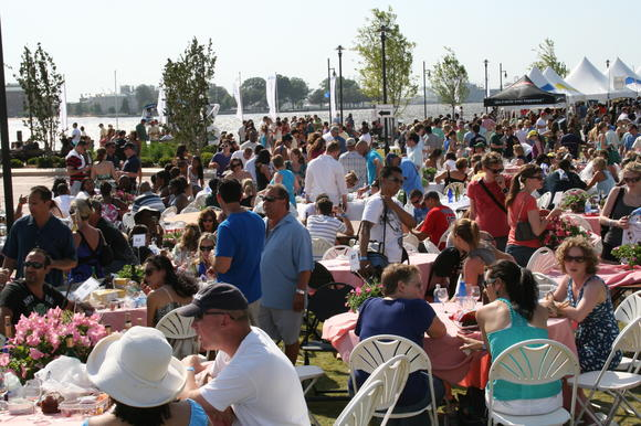 Wine festivals May 12 in Norfolk and New Kent