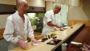 Finding Jiro: A documentary about the man considered to be the world's greatest sushi chef