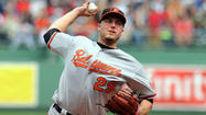 Orioles send Tommy Hunter to Norfolk, call up Jason Berken