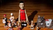 Bulls fans and their cool team memorabilia