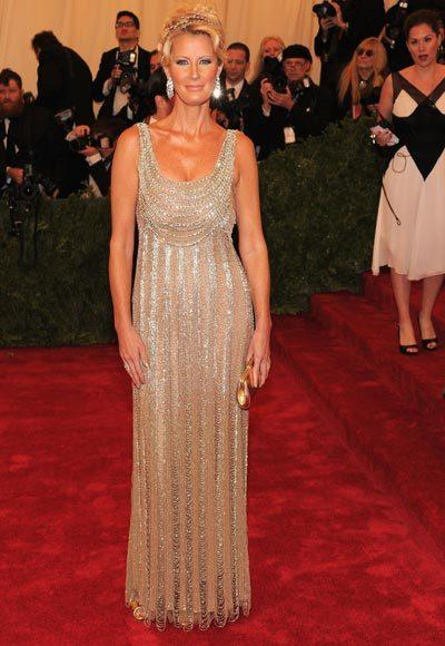 2012 Met Costume Institute Gala red carpet arrival pictures: Sandra Lee