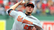 Orioles send down Hunter and Paulino to add bullpen arms