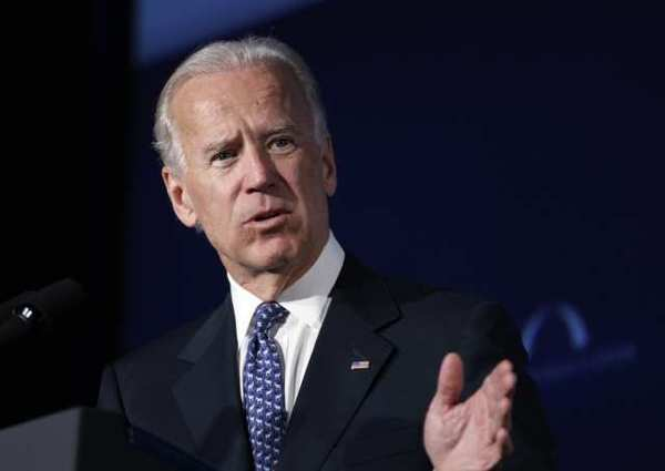"Vice President Joe Biden said he's ""absolutely comfortable"" with gay marriage, a stance at odds with the president."