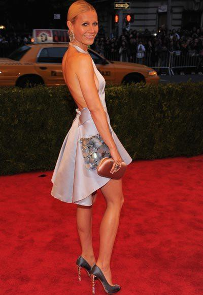 2012 Met Costume Institute Gala red carpet arrival pictures: Gwyneth Paltrow