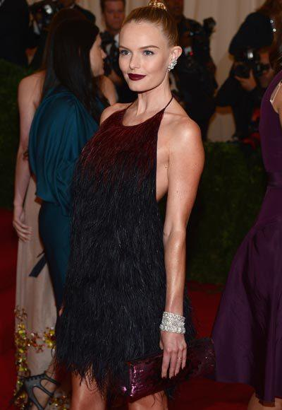 2012 Met Costume Institute Gala red carpet arrival pictures: Kate Bosworth