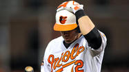 Orioles come out flat, lose to Texas Rangers, 14-3