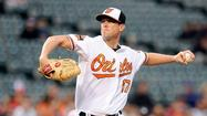 Matusz: 'I just never got in a good rhythm today'