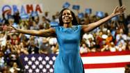WASHINGTON — First lady Michelle Obama will give the spouses of NATO leaders a taste of her native South Side on May 20 before a private dinner for them at the Art Institute of Chicago, her aides said Monday.