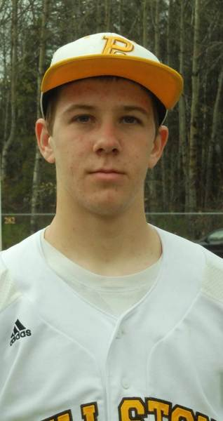 Zak Kruskie tossed a three-hitter in the nightcap Monday as Pellston swept a Ski Valley Conference baseball doubleheader from Bellaire.