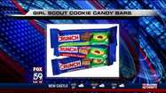 It's hard to imagine what can be as delicious as Girl Scout cookies. But soon to hit shelves: the Girl Scout candy bar.