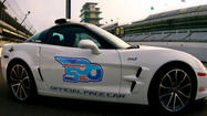 'Most powerful' Pace Car selected for Indianapolis 500