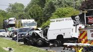 Police identify victims in Fallston fatal accident