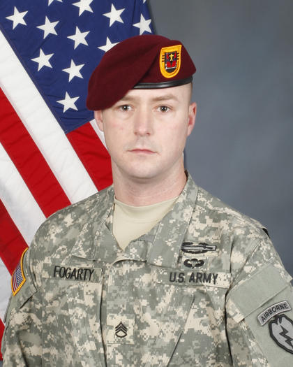 Photo: Staff Sgt. Thomas Fogarty