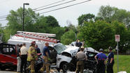 Pictures: Fallston fatal accident