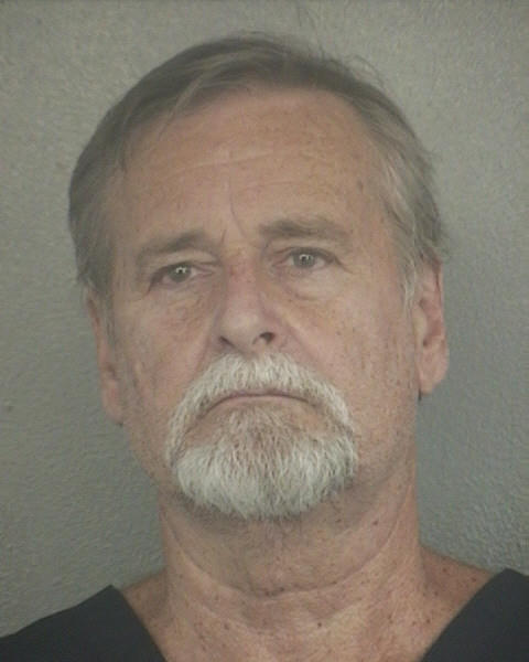Randolph Pozdol, 67, show in a Broward jails booking photo from May 2011.